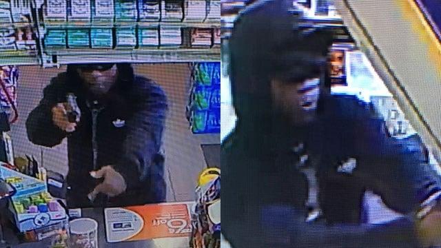 Suspect in Exxon robbery. (Source: GPD)