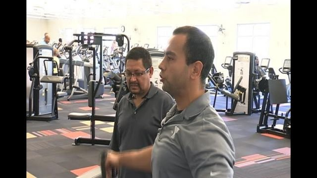 Doctors prescribe exercise for Exercise is Medicine  Greenville program. (FOX Carolina/ Oct. 18, 2016)
