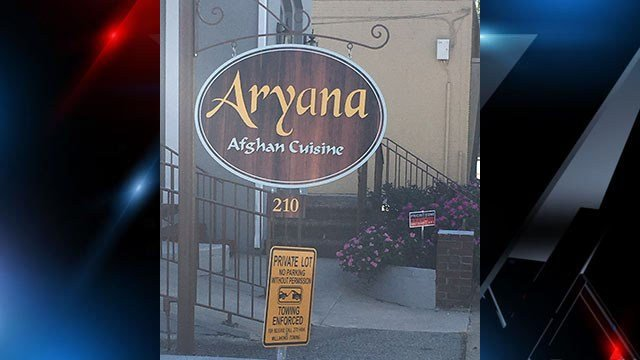 First afghan restaurant in greenville opening november 1 for Aryana afghan cuisine