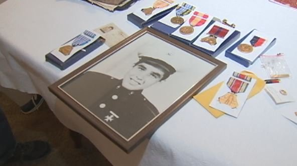 Stanley Moore joined the Marine Corps at age 17 (FOX Carolina)