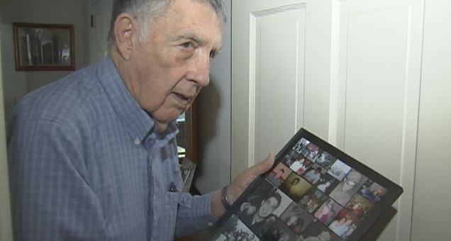 Memories of Iwo Jima are difficult to relive, but Moore continued to serve his country after WWII (FOX Carolina)