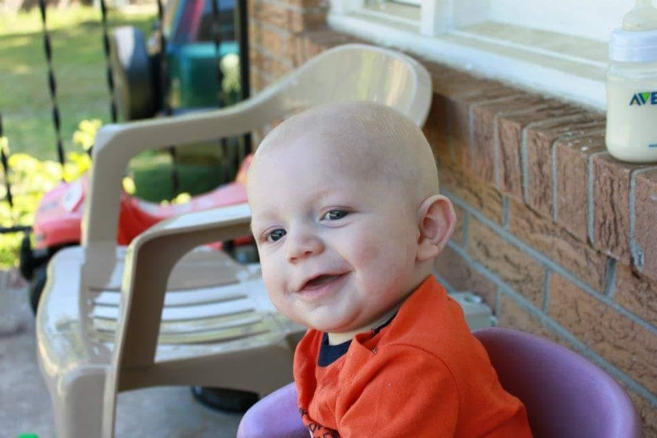 Carter Rogers died in 2011 when he suffpcated in his crib. (FOX Carolina)