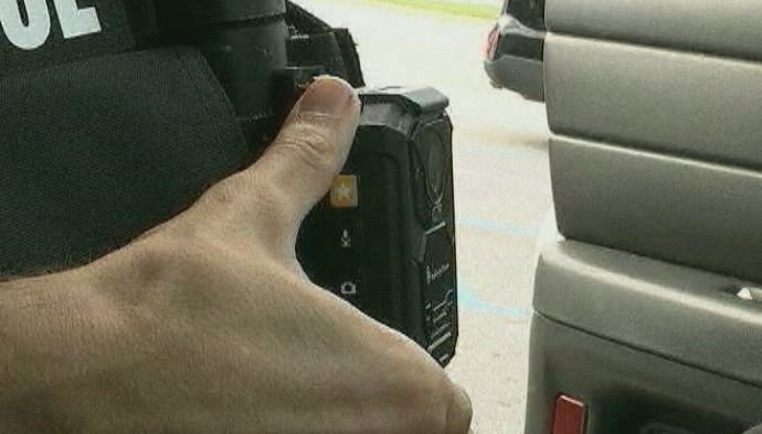 Activists call for body cameras after deputy-involved shooting Tuesday (FOX Carolina)