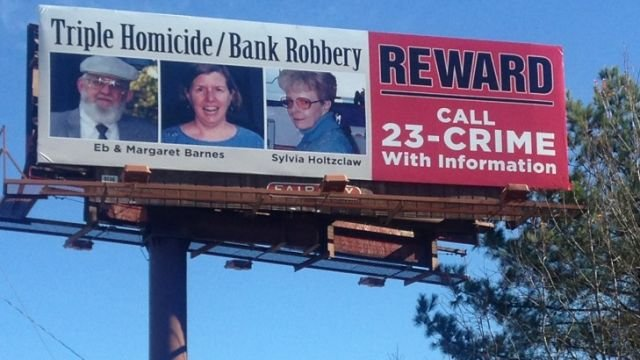 Blue Ridge bank triple homicide (file/FOX Carolina)