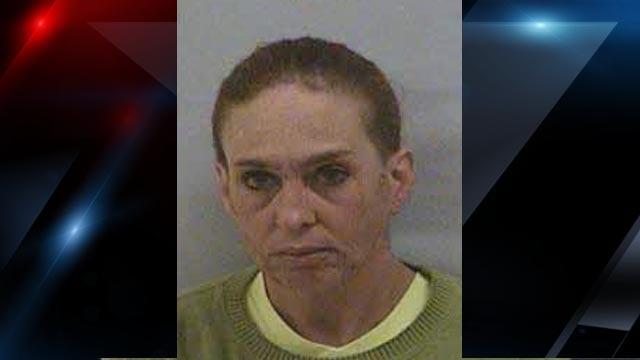 Christina Kay Buchheit (Courtesy: McDowell County)