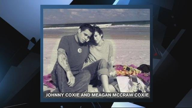 Meagan and Johnny Coxie