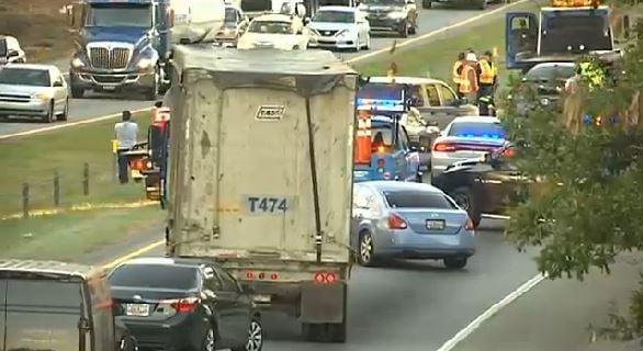 Troopers respond to fatal crash on I-26 (Nov. 10, 2016/FOX Carolina)