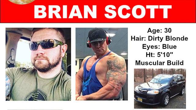Brian Scott (Source: AWARE Foundation of Virginia)