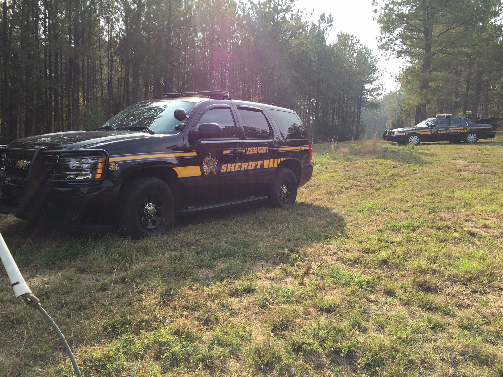 Officials respond to reported Lake Greenwood drowning. (Nov. 11, 2016/FOX Carolina)