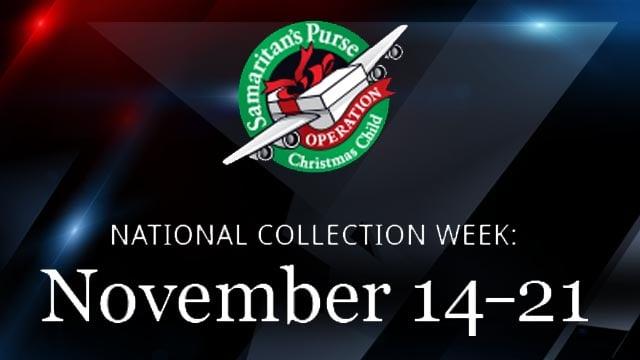 Samaritan's Purse begins Operation Christmas Child collection dr - FOX Carolina 21