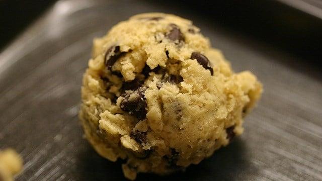 Chocolate chip cookie dough (Source: Wikipedia)