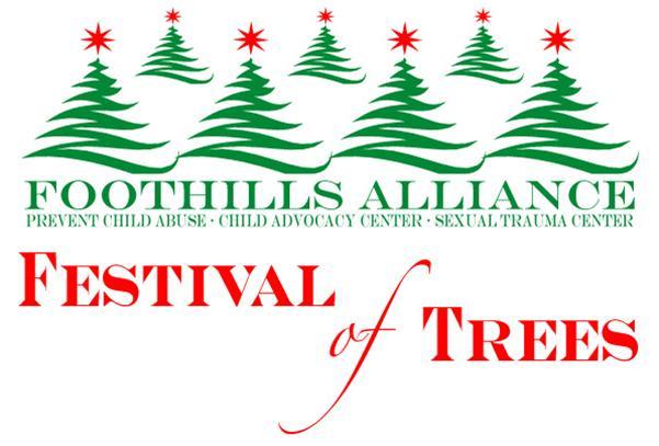 Festival of trees artwork (Courtesy: Foothills Alliance)