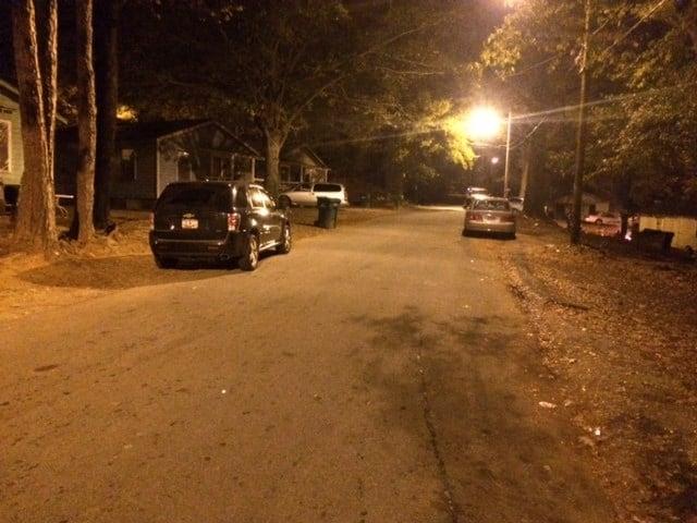 Meadow Street (Nov. 18, 2016/FOX Carolina)