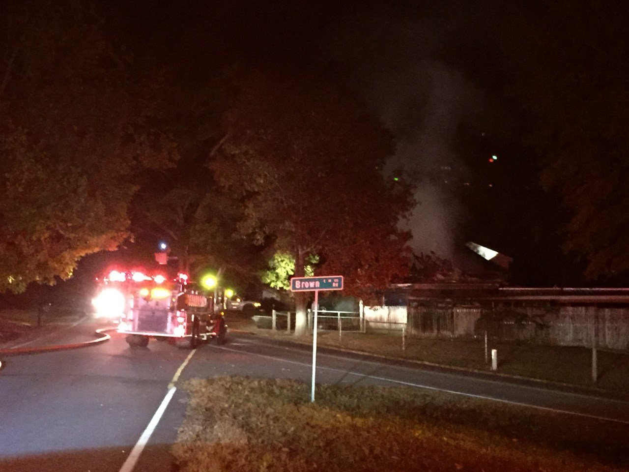 Firefighters were on the scene of a barn fire in Anderson Sunday morning (FOX Carolina: 11/20/2016)