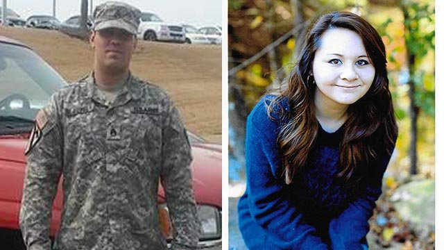 John Blauvelt (Source: Simpsonville PD) Hannah Thompson (Source: Fountain Inn Police Department)