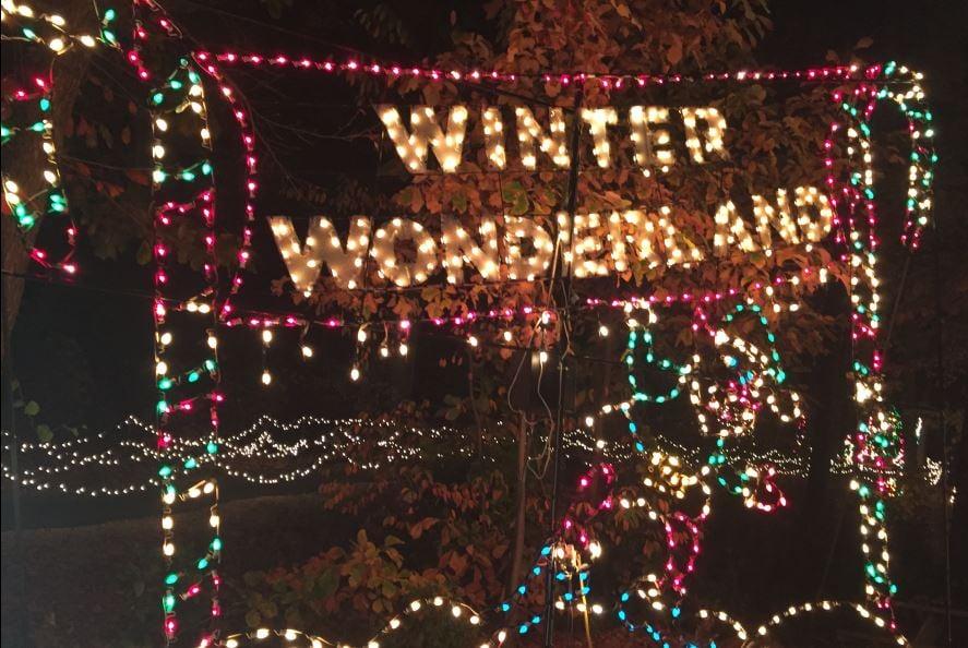 Roper Mountain Holiday Lights display (FOX Carolina/ Nov. 23, 2016)