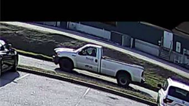 Truck deputies believe is used by the suspect (Source: Greenville Co. Sheriff's Office)