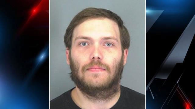 Damien Isham (Source: Spartanburg Co. Sheriff's Office)