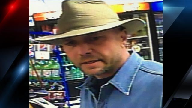 Suspect in the Buncombe County case (Courtesy: BCSO)