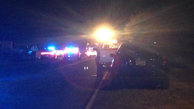 A bicyclist was killed in a deadly Anderson collision Saturday. (FOX Carolina/11/26/16)