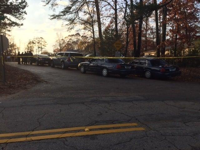 SWAT called to Cureton Road (Nov. 29, 2016/FOX Carolina)