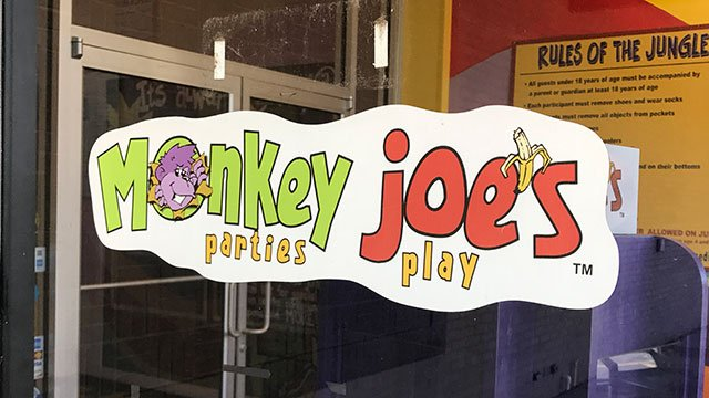 Monkey Joe's (Dec. 1, 2016/FOX Carolina)