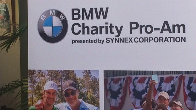 Furman Golf Club to host 2017 BMW Pro-Am tournament. (FOX Carolina/ 12/1/16)