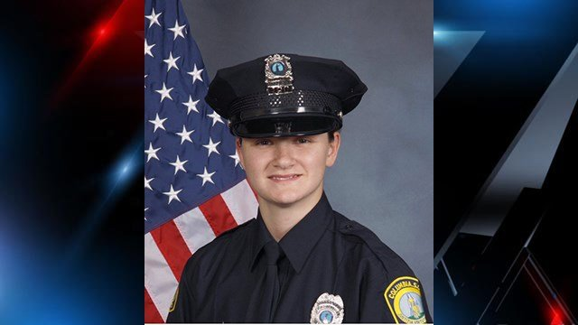 Officer Ashley Hardesty (Source: Columbia Police Department)