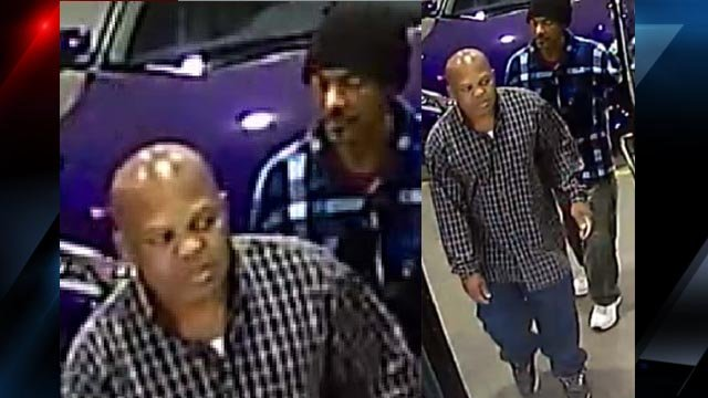 Suspects from the Nov. 25 V-Go incident (Courtesy: GCSO)