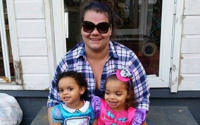 Tiffany Cartee and her children (Source: Family)