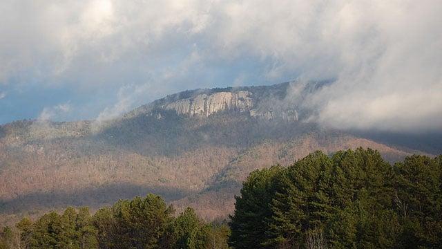 Table Rock Mountain (Source: Wikipedia)