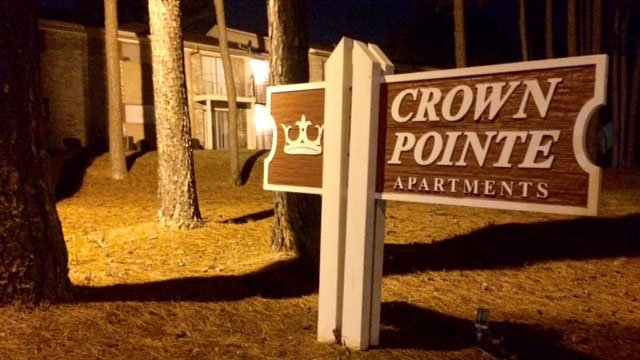 Crown Pointe Apartments Spartanburg South Carolina