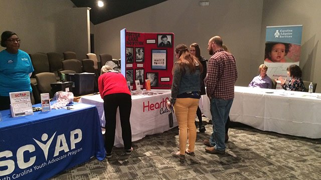 Free adoption fair in Simpsonville. (Jan 28, 2017 FOX Carolina)