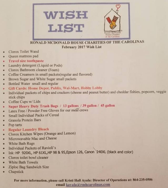 Greer chiropractor offers free treatment in exchange for for Home wish list