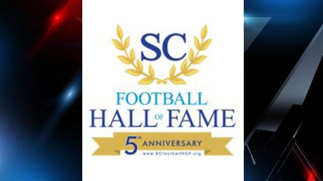 SC Football Hall of Fame. (Source: SCFOF)
