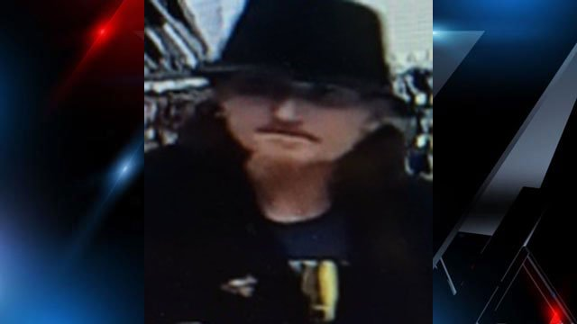 Local business larceny suspect (Source: Spartanburg Police Dept. Facebook)