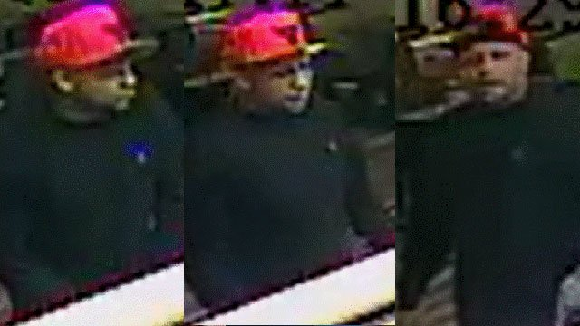 Robbery suspect (Source: Greenville Co. Sheriff's Office)