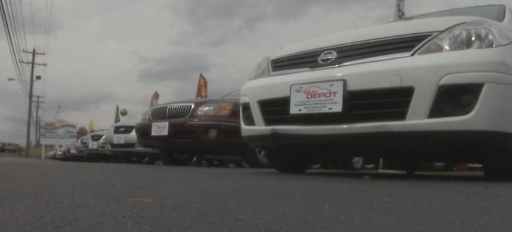 Vehicles purchased could soon be taxed by at least $200 more if proposal passes in legislature (FOX Carolina)