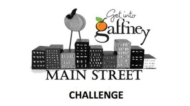 Get into Gaffney Main Street Challenge (Source: Get into Gaffney website)