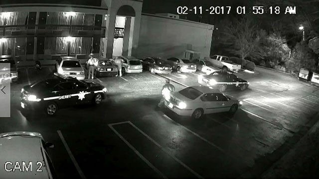 Video of fatal shooting (Source: Greenville PD)