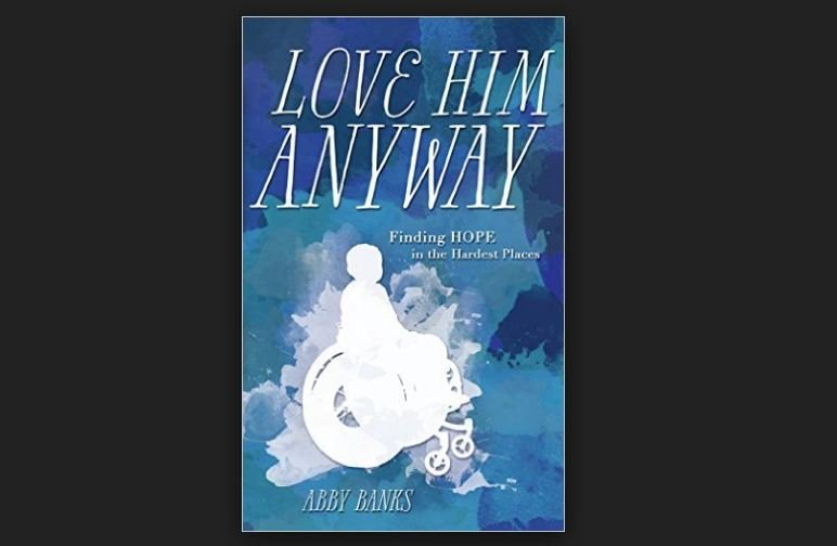 "Wyatt's mother Abby Banks wrote ""Love Him Anyway,"" a memoir detailing his journey with TM (Amazon.com)"