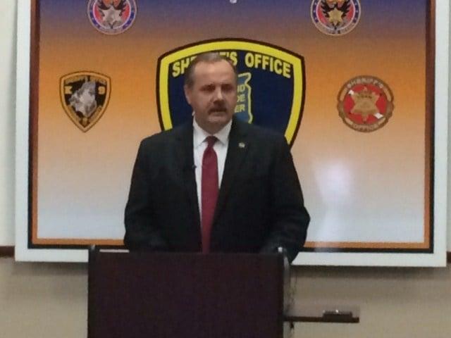 Oconee County Sheriff Mike Crenshaw (Feb. 23, 2017/FOX Carolina)