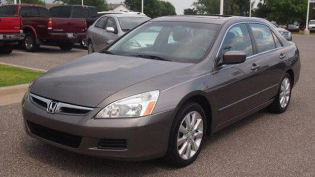 "Doughty is believed to be traveling in a 2006 Honda Accord similar to this one with a license plate that reads, ""7KLY80."" (Source: MA State Police)"