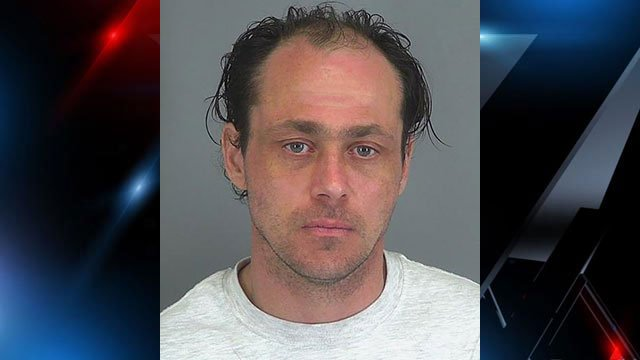 Wes Doughty (Source: Spartanburg Co. Detention)