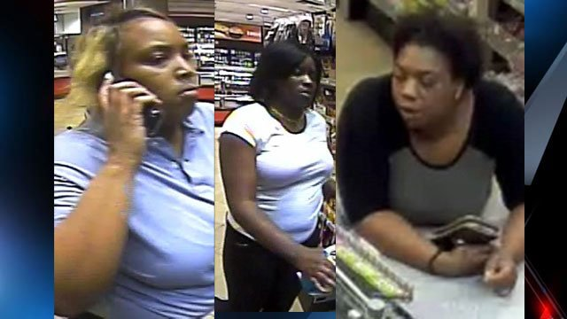 Witnesses to assault at gas station (Source: Greenville PD)