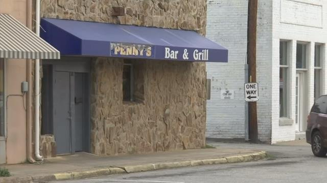 Penny's Bar and Grill closed for good