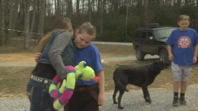 Madisonrose and Taylor met because of the accidental sale. (Feb. 28, 2017/FOX Carolina)
