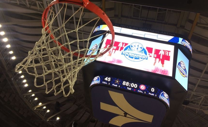 The basketball tournament will be held at the Bon Secours Wellness Arena (FOX Carolina/ March 1, 2017)