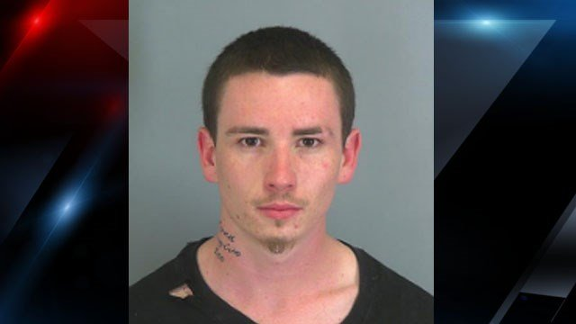 Justin Johnson (Spartanburg Co. Detention Center)