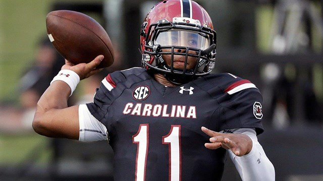 South Carolina QB Brandon McIlwain to transfer from school